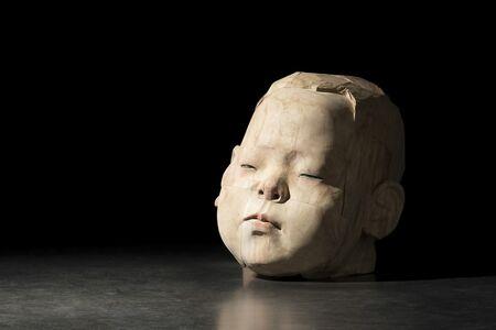 Kohta Sakai, 'It comes through light falling out your head.', 2018