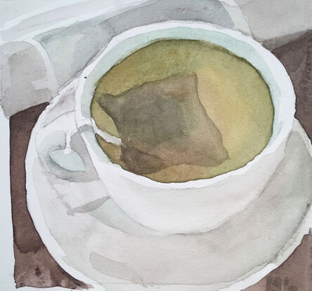 Mary Lawler, 'Tea and Cup', 2017