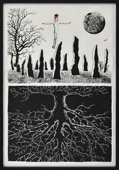 Neal Fox, 'Moonage Daydream', 2017