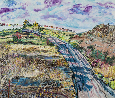 Olive Ayhens, 'Outskirts of Roswell', 2014