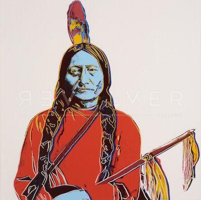 Andy Warhol, 'Sitting Bull (FS IIIA.70) ', 1986
