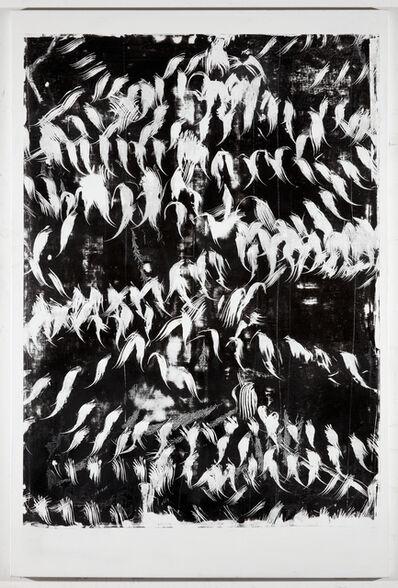 Fernando Prats, 'Painting of birds (FP029)', 2015