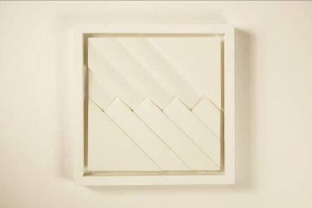 Peter Weber, 'Diagonalstreifen', 2013