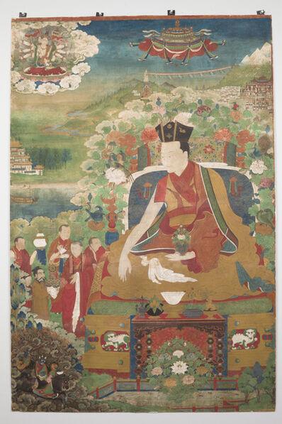 'Ninth Karmapa, Wangchug Dorje (1555-1603)', ca. 1590