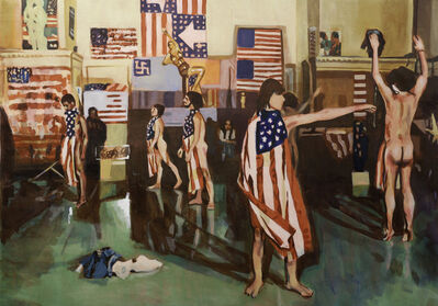 John Miller (b. 1954), 'Untitled', 1986
