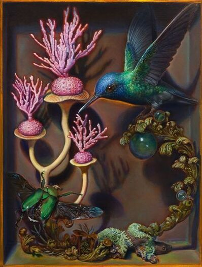 Kevin King, 'Diorama with Pink Coral', 2013