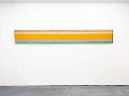 Kenneth Noland, 'Tout Fini', 1969