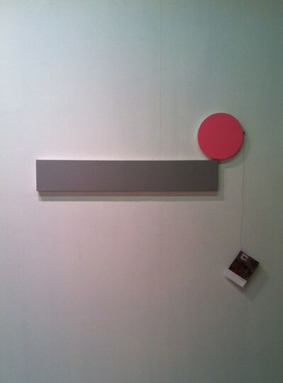 Matthew Higgs, 'Reading Painting', 2014