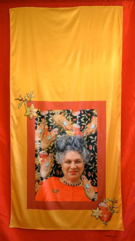 Quimetta Perle, 'The Laughing Mudras', 2016