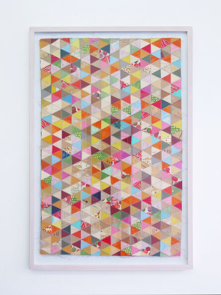 Thomas Campbell, 'Large Quilt #1', 2012