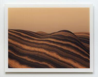 Yael Kanarek, 'Terrain7a_5: Bits', 2002