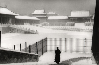 Marc Riboud, 'Forbidden City Under the Snow, Beijing.', 1957