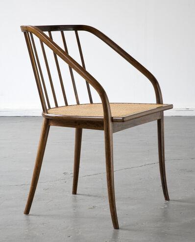 "Joaquim Tenreiro, '""Undulating Armrest"" chair', 1948"