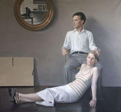 Raymond Han, 'Matthew and Alexandra', 2003