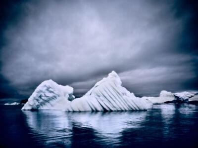 Osceola Refetoff, 'Shifting Seas, Antarctica', 2020