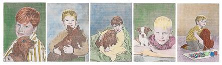 Hans-Peter Feldmann, 'Kinderfotos', 1977