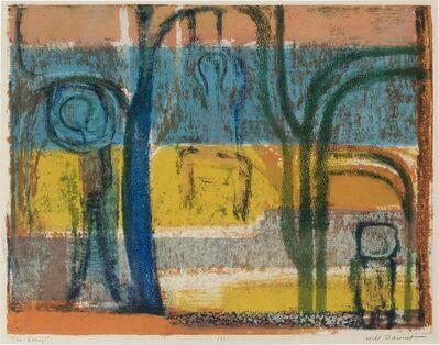 Will Barnet, 'The Swing (Szoke 106)', 1951
