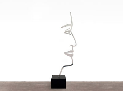 Alex Katz, 'Ada 1 Outline', 2017