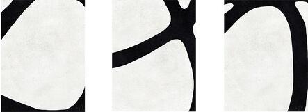 Pierre Muckensturm, 'FULL EDGES - triptych by Pierre MUCKENSTURM', 2014