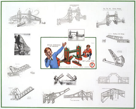 Chris Burden, 'Draw Bridges', 2000
