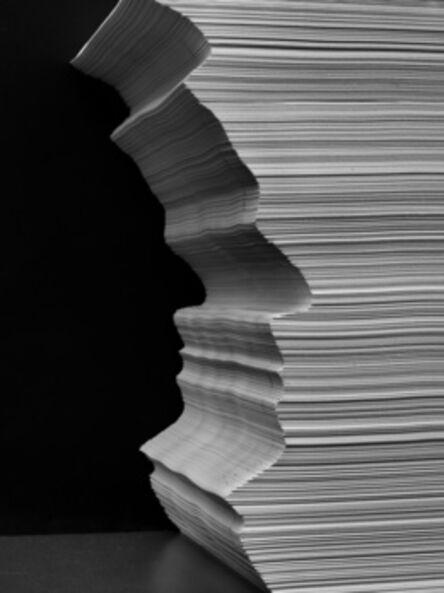 Abelardo Morell, 'Paper Self', 2012