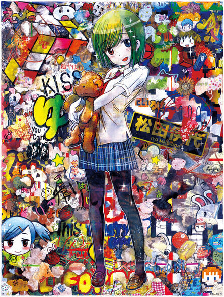 Mr., 'Harajuku Kiss', 2021