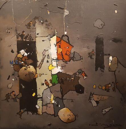 Bruno Widmann, 'Luces y Movimiento', 2014