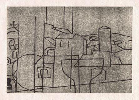 Ben Nicholson, 'San Gimignano', 1953/66
