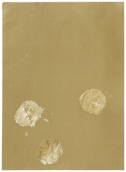 Yves Klein, 'Triptyque de Krefeld (detail)', 1961