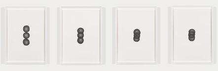 Ignacio Uriarte, 'Balls overlay', 2016