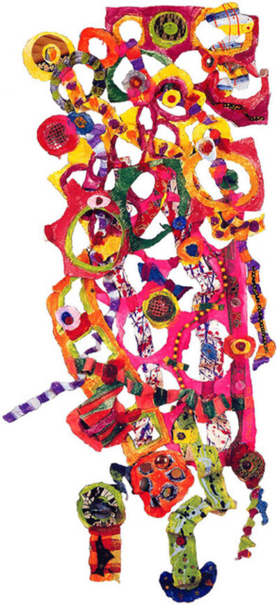 Pacita Abad, 'Groovy', 2003