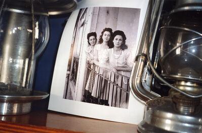 Bertien van Manen, 'Barcelona (Three Girls)', 2004