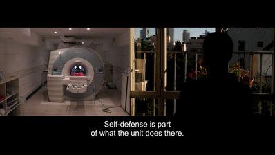Exterritory, 'Image Blockade (Video Still), 40:00 min ', 2015