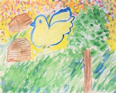 Louise Kavadlo, 'Peace Dove', 2017