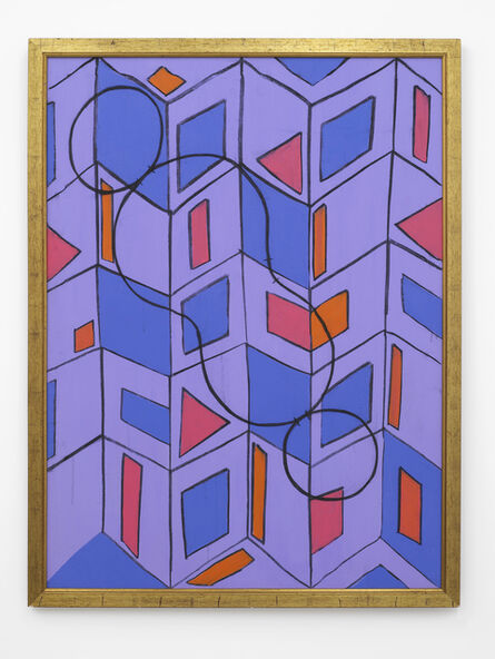 Lubaina Himid, 'Garden Plan', 1997