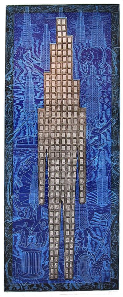 John Buck, 'Sky Line', 2000-2002