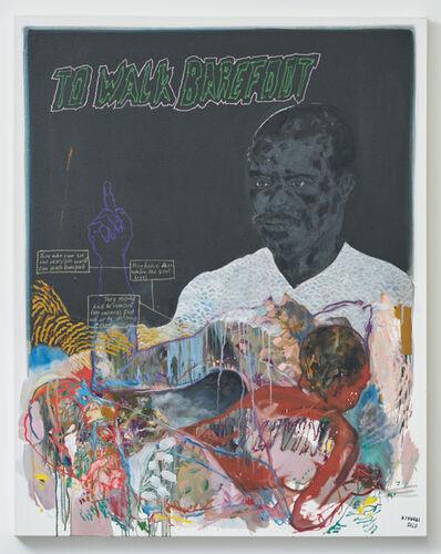 Kudzanai Chiurai, 'To Walk Barefoot', 2020