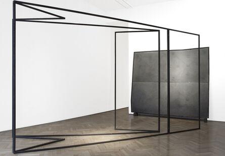 Nika Neelova, 'Untitled (Folded Studio Structure)', 2015