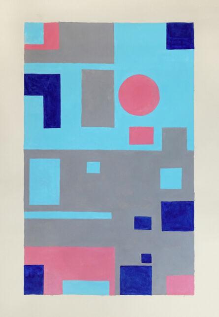George Vranesh, 'Sunscape', 1985