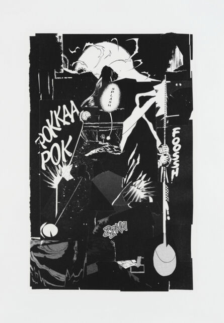 Christian Marclay, 'Pokkaa Pok', 2011