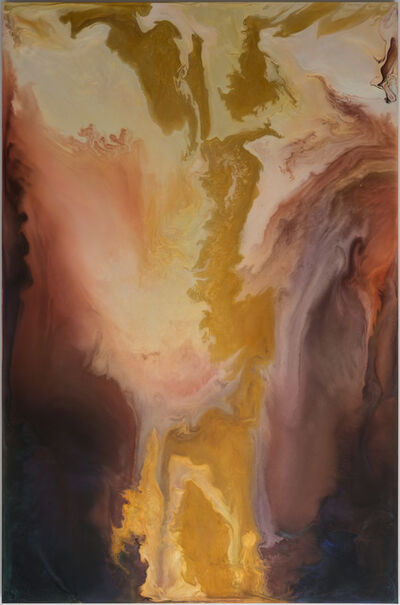 Suzan Woodruff, 'Pele Fractals', 2003