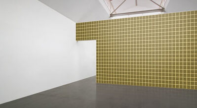 Liam Gillick, 'Restructured Diagrammed', 2007