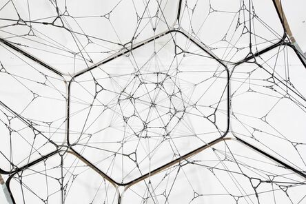 Tomás Saraceno, 'One Module Cloud with Interior Net', 2015