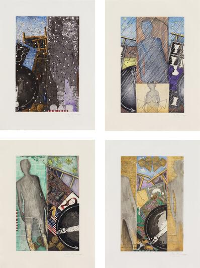 Jasper Johns, 'The Seasons (Winter, Spring, Summer, Fall)', 1987