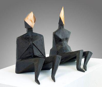 Lynn Chadwick, 'Maquette II Diamond', 1984