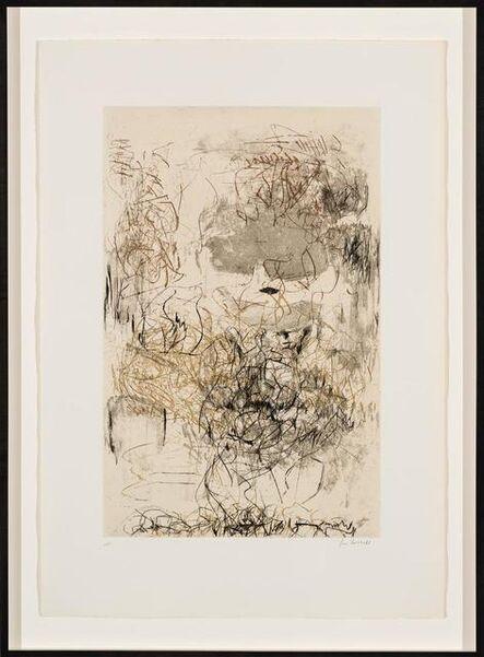Joan Mitchell, 'Sunflowers VII', 1972