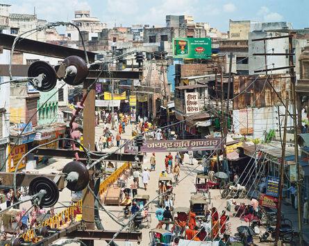 Robert Polidori, 'Dashashwemedh Road, Varanasi, India', 2007