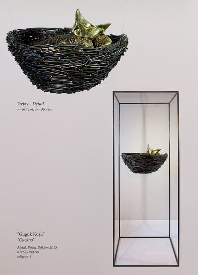 Erdal Duman, 'Cuckoo', 2015