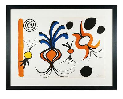 Alexander Calder, 'Les Onions', 1975