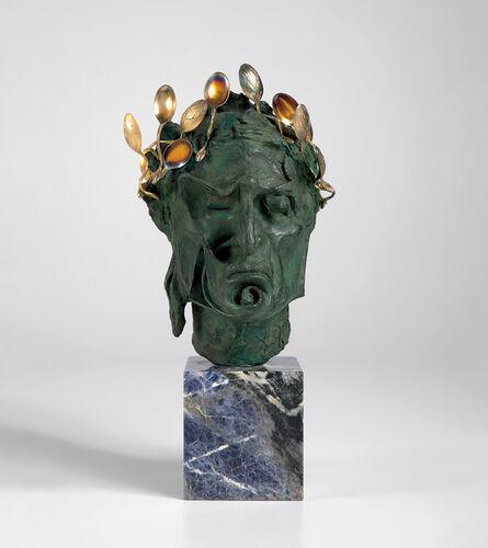 Salvador Dalí, 'Head of Dante', 1964